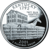 Kentucky quarter